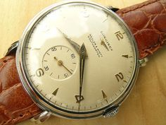 Vintage Longines Art Deco Watch For Sale Steel | Yorkshire UK | Vintage Watches