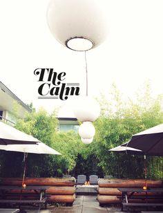 Doug Fir back patio, one of my favorite hangouts