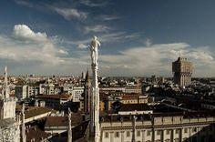 Che possiamo dirvi? Nulla dice tutto la foto ph Mario Maino #milanodavedere Milano da Vedere