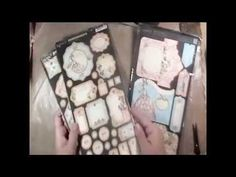 Step Card Tutorial by Lori Willilams, Gilded Lily product by Graphic 45