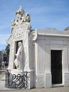 132 Cementerio Recoleta Rufina Cambaceres