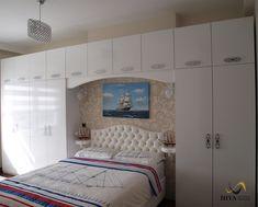 Small House Design, Decoration, Bed, Interior, Furniture, Home Decor, Yurts, Decor, Stream Bed