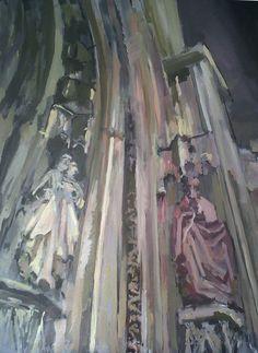 Mercedes Garrido - Síndrome Stendhal Catedral Sevilla.