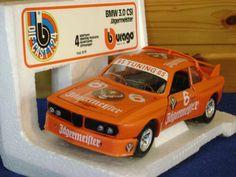 1/24 BMW 3.0 CSL - Burago