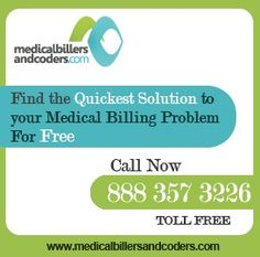 Medical Billing Companies : Find end-to-end Medical Billing Services from the largest consortium of Medical Billers and Coders.in the U.S.Also Medical Billing Companies offering excellent Physician Billing Services at Medical Billers And Coders.