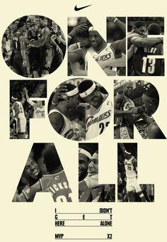 Nike Basketball MVP