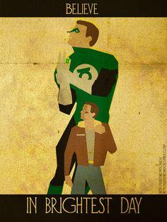 Believe - Green Lantern by *KerrithJohnson on deviantART