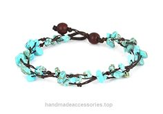 MGD, Blue Turquoise Color Bead Anklet. Beautiful 10 Inches Handmade Stone Anklet Made from wax cord. Fashion Jewelry for Women, Teens and Girls., JB-0123A  Check It Out Now     $11.99    Handmade Product, slightly variations in Colours, Sizes and/or Pattern are expected. Please search for more colours a ..  http://www.handmadeaccessories.top/2017/03/13/mgd-blue-turquoise-color-bead-anklet-beautiful-10-inches-handmade-stone-anklet-made-from-wax-cord-fashion-jewelry-for-women-teen..