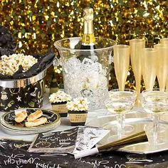 new years eve party ideas   #nye #newyearparty #newyearsevepartyideas