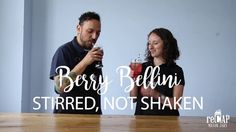 Art of Aperitivo: reCAP Berry Bellini & Italian Soda Shake up ripe, sweet… Mason Jar Drinks, Mason Jar Meals, Meals In A Jar, Raspberries, Blueberries, Jar Recipes, Non Alcoholic Drinks, Bellini, Italian Style