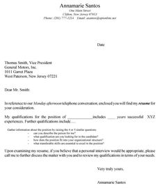 essay cover letter example