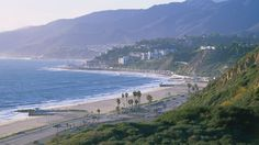 Take beautiful drive from Los Angeles to San Francisco along Highway 101.
