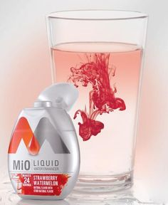 Mio! Keeps me feeling full much better than plain water