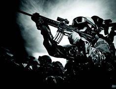 ak-47 animal_ears assault_rifle bandaid_on_nose belt blue_eyes ...