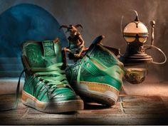 new product 53d70 ea40f 25 Movie-Inspired Footwear Designs - From Sith Lord Kicks to Time .