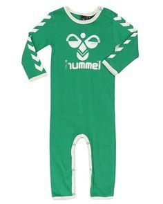 Hummel Fashion BALOO BODYSUIT – Haalarit – Vihreä