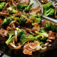 Chili Beef and Broccoli | Recipes | Weight Watchers