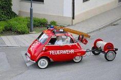 BMW Isetta Feuerwehr
