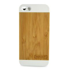 #iPhone 5/5S White Houdt Bamboo Case  #iPhone5 #iPhone5S #iPhonewoodencover #BambooiPhone Iphone5s, Bamboo Cutting Board, Competition, Technology, Cover, Tech, Tecnologia