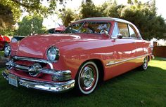 '51 Ford Vic...Re-pin brought to you by agents of #carinsurance at #houseofinsurance in Eugene, Oregon