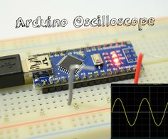 Oscilloscopes are used by electronics enthusiasts , hobbyists and it is one of the common tools on a workbench . But buying one can get expensive so finally i decided that why not to make one using an arduino. So this basic project will help you increase your skill and in the end you will end up having a nice DIY tool for you bench which will make some things easy for you . Arduinos are great , they use 8-bit microcontroller which has digital inputs outputs , SPI , I2C lines , Serial…