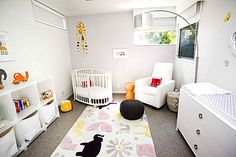25 Modern Nursery Design Ideas - Decoist