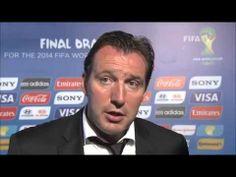 FOOTBALL -  Tirage au sort Coupe du monde Brésil 2014 - Réaction de Marc Wilmots (Belgique) - http://lefootball.fr/tirage-au-sort-coupe-du-monde-bresil-2014-reaction-de-marc-wilmots-belgique/