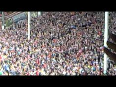 Greasy Chip Butty song at Sheffield derby - YouTube