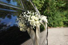 Aranjament masina 5 | Aranjamente Florale Nunta