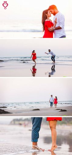 """Colors For Life """"Portfolio"""" - Love Story Shot - Bride and Groom in a Nice Outfits. Best Locations WeddingNet #weddingnet #indianwedding #lovestory #photoshoot #inspiration #couple #love #destination #location #lovely #places"""