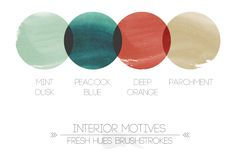 Interior Motives Brushstrokes Palette...