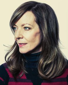 Allison Janney, Tallulah | VF Sundance Portrait Studio by Justin Bishop