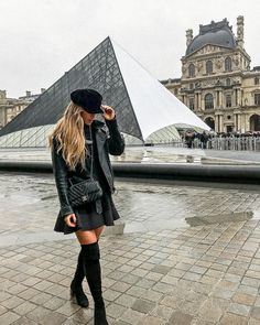 Ideas travel outfit paris france for 2020 Europe Travel Outfits, Europe Fashion, Paris Fashion, Autumn Fashion, Travel Europe, Travel Fashion, Spain Travel, Fashion Photo, Travelling Outfits