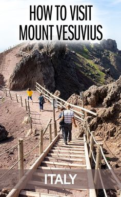 One of the best things to do in Naples (Italy) is to hike to the top of Mount Vesuvius. This active volcano destroyed Pompeii two millennia ago but now you can stand at the edge of its crater. Here are my tips on how to visit Vesuvius from Naples.