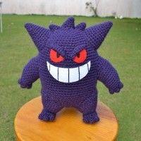pokemon crochet patterns - Google Search
