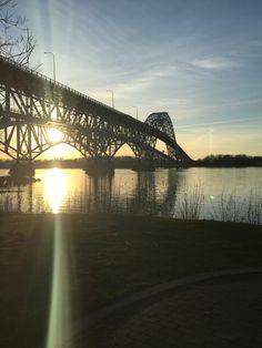 Grand Island Bridge, Buffalo, NY.