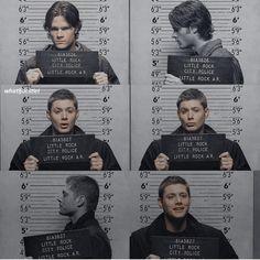 Castiel, Supernatural Seasons, Supernatural Fandom, Winchester Boys, Winchester Brothers, Angel Kids, Spn Memes, Eric Kripke, Men Of Letters