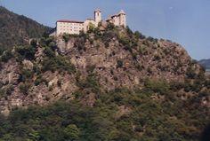 Castle in Innsbruck, Austria