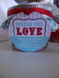 Wedding Favors - 2 Favors Down 118 to GO!!! - FUTUREMRSREDFORD's Red Wedding by Color Blog