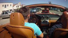 Ferrari California drive test