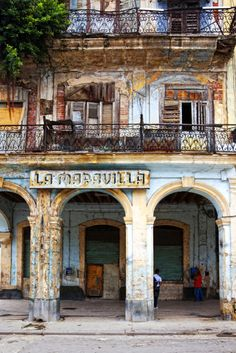 La Maravilla in Havana Vieja, Cuba