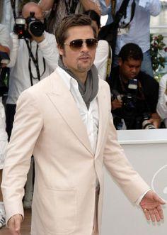 VANITY FAIR BRAD PITT | 2010 Brad pitt vanity fair Brad Pitt tops the men#39;s list