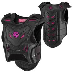 ICON - Women's Stryker Motorcycle Vest - Vests - Street - Protection - Women's - Cycle Gear