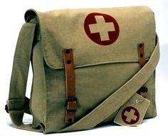 Combat Medic Bag  www.armysurplusworld.com