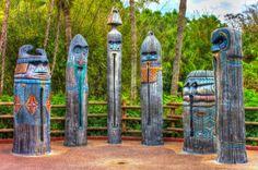 Liki Tiki's of Adventureland - Leo deCandia