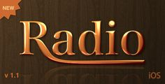 Download Radio App for iPhone v1.1 – Codecanyon 4586989 Free- http://traksa.com/radio-app-for-iphone-v1-1-codecanyon-4586989/