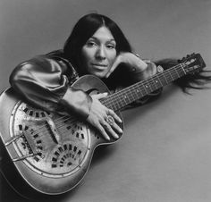 Buffy Sainte-Marie on Her New Album and Legacy as a Native American Activist
