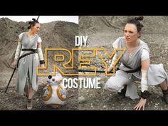 DIY REY COSTUME   STAR WARS   THE SORRY GIRLS - YouTube