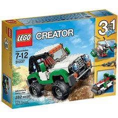 LEGO Creator Adventure Vehicles - 31037 Construction Toy | ToyZoo.com