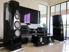 Tidal Audio System... now lets party!